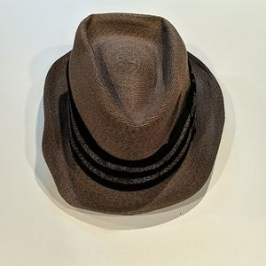 Fedora Hat by Dobbs 5th Avenue New York